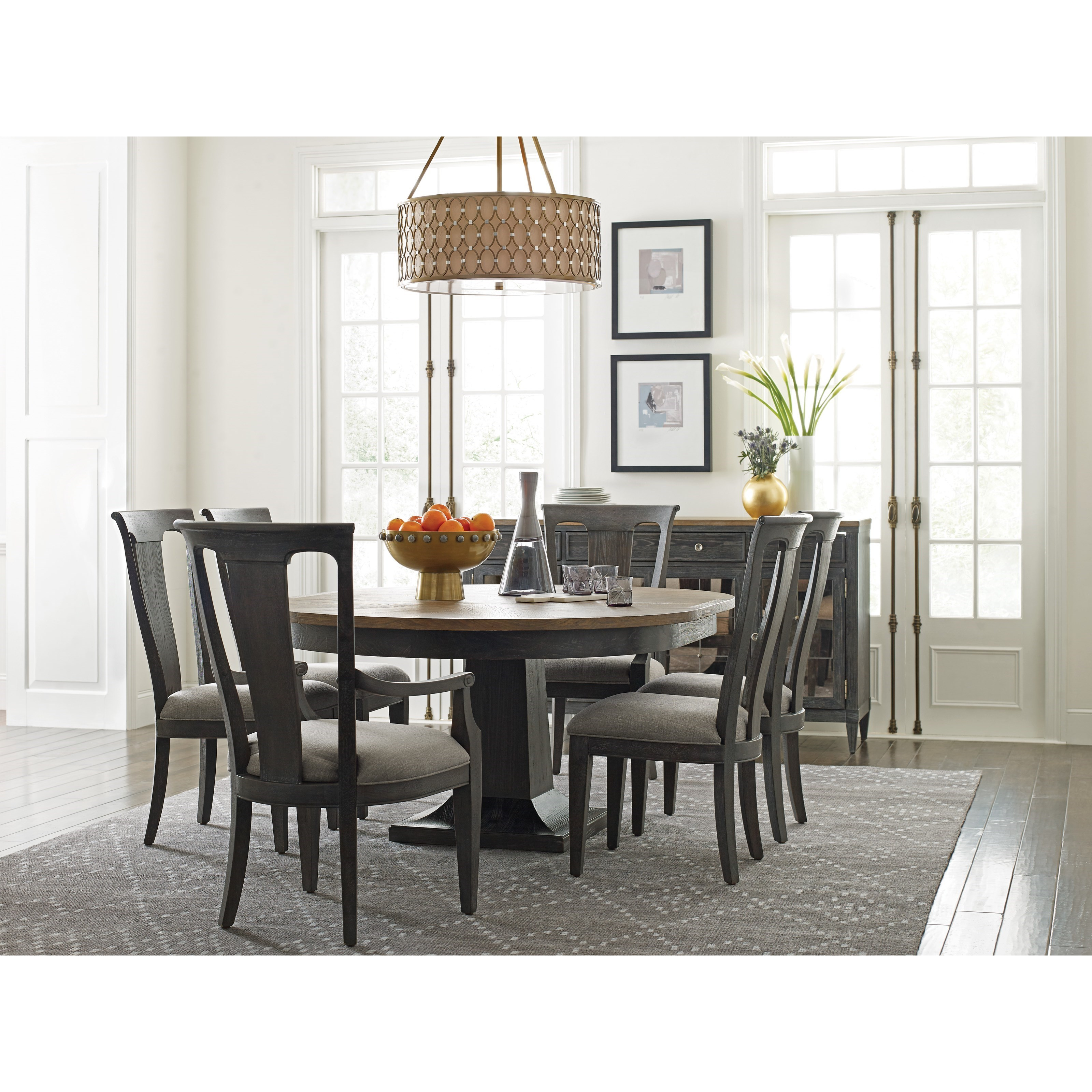 Ardennes Formal Dining Room Group by American Drew at Alison Craig Home Furnishings