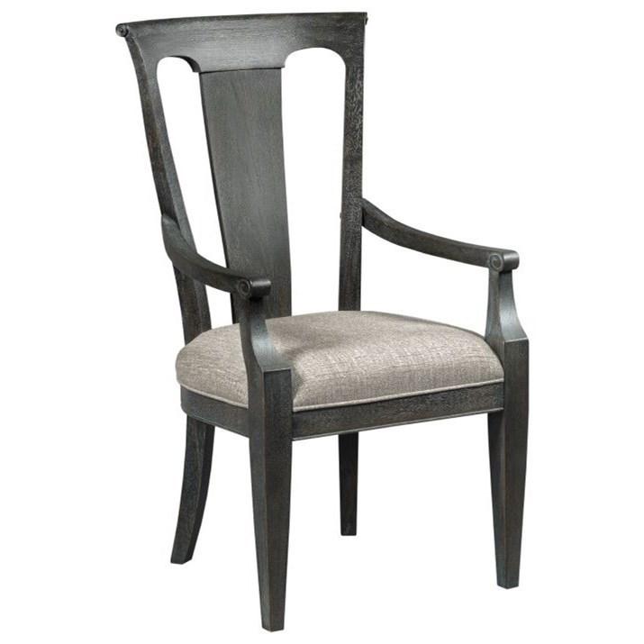 Adrienne Adrienne Arm Chair by American Drew at Morris Home