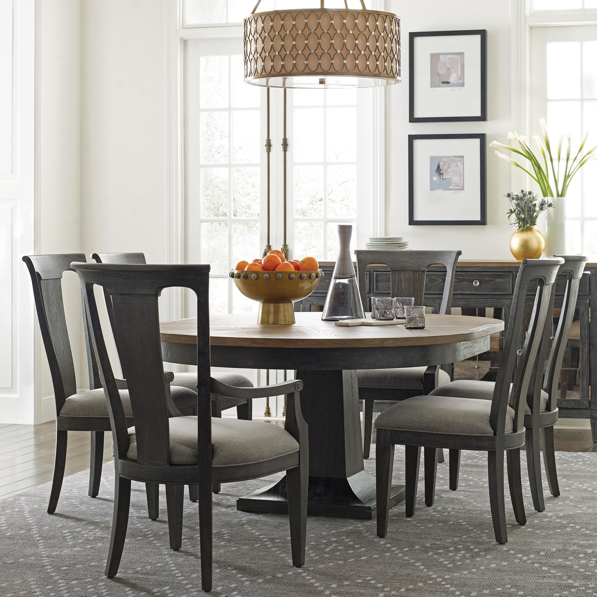 Ardennes Dining Table and Chair Set  by American Drew at Stoney Creek Furniture