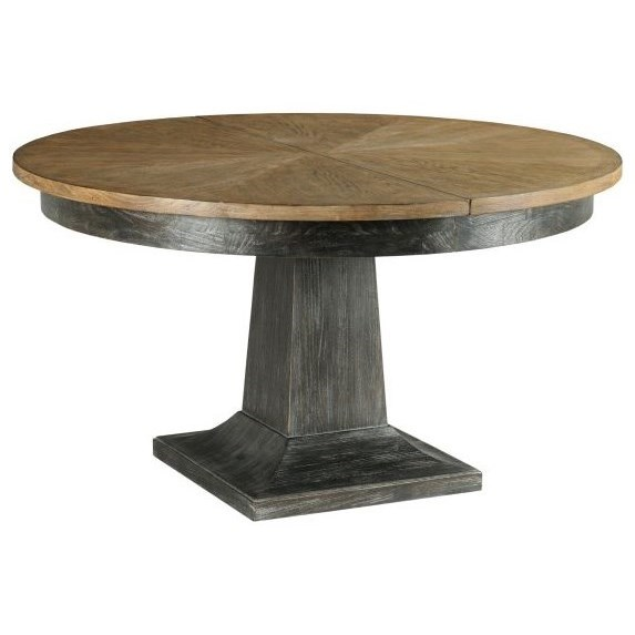 Ardennes Laurent Round Dining Table by American Drew at Mueller Furniture