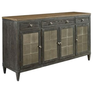Mariello 3-Drawer Sideboard with Silverware Tray