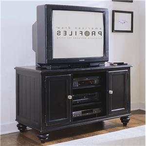 "American Drew Camden - Dark 48"" Entertainment Center"