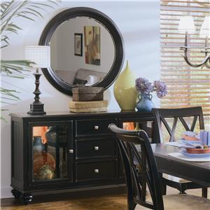 American Drew Camden - Dark China Buffet/Credenza