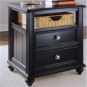 American Drew Camden - Dark Side Table