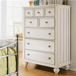 American Drew Camden - Light Drawer Chest