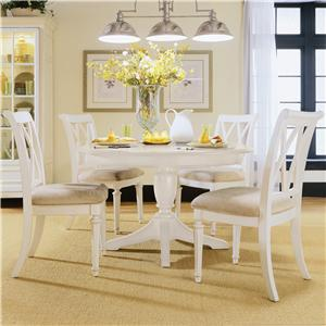 American Drew Camden - Light 5-Piece Dining Set