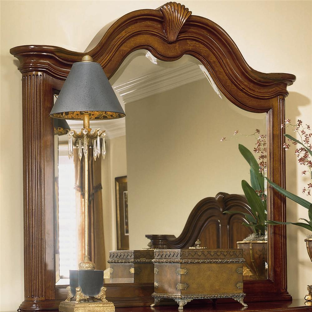 Cherry Grove 45th Landscape Mirror by American Drew at Northeast Factory Direct