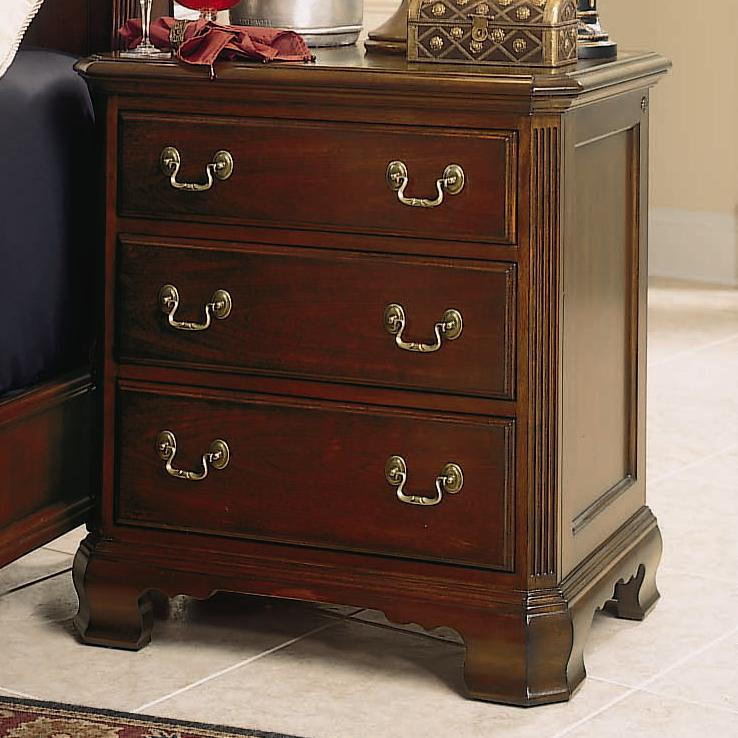Cherry Grove 45th Night Stand by American Drew at Mueller Furniture