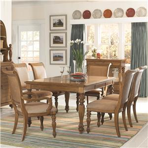 American Drew Grand Isle 7 Piece Set