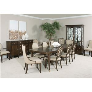Formal Dining Room Group 4