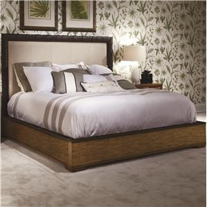 American Drew Grove Point King Panel Bed