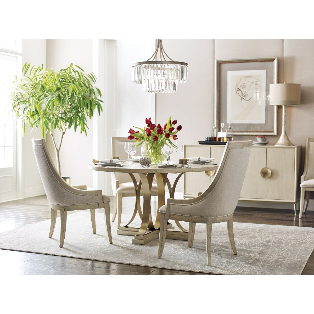 Lenox Casual Dining Room Group by American Drew at Stoney Creek Furniture