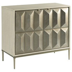 Prism Accent Chest with Removable Shelves