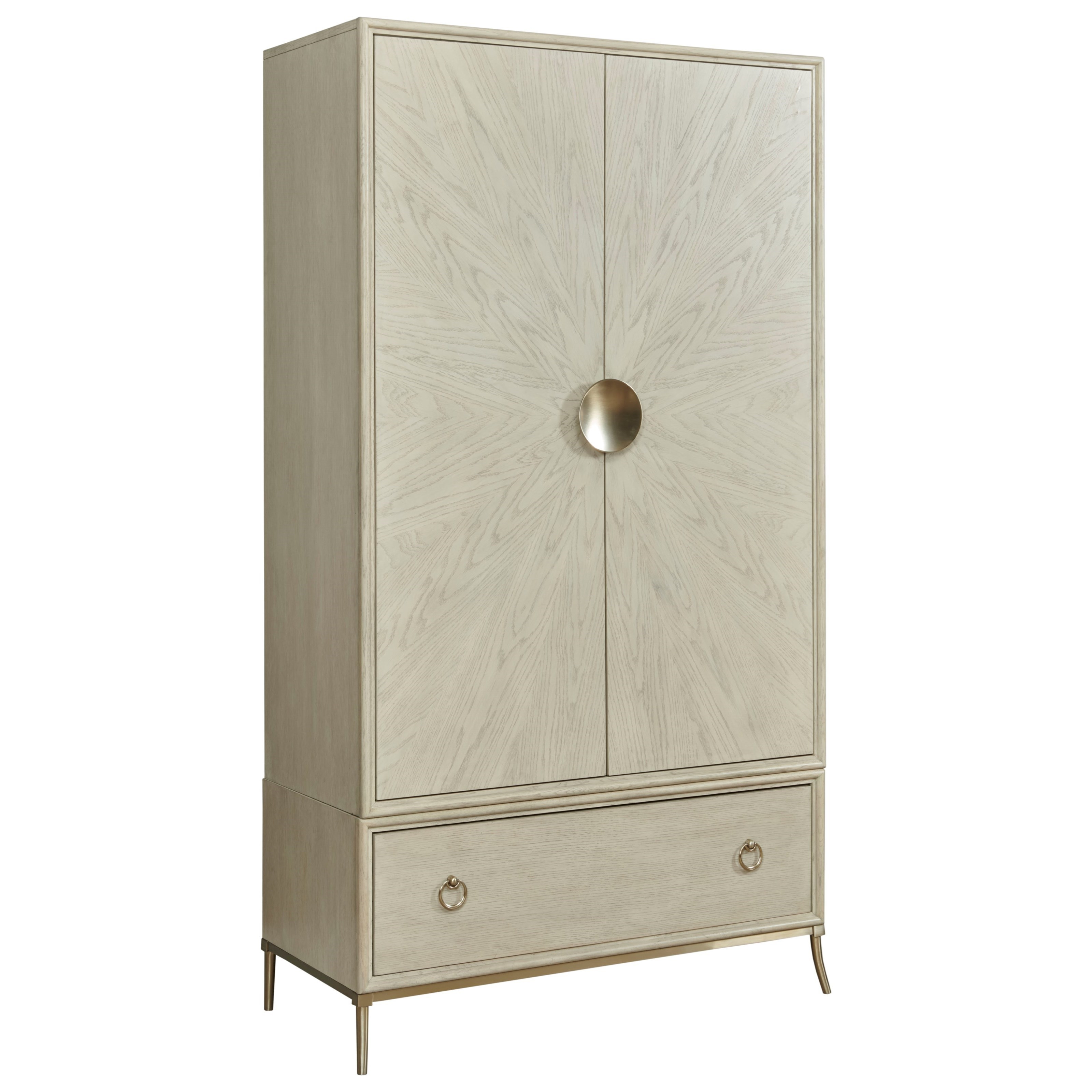 Lenox Armoire by American Drew at Stoney Creek Furniture