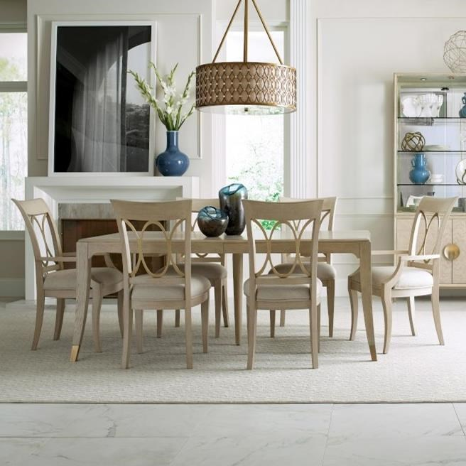 Lenox 7-Piece Dining Set by American Drew at Stoney Creek Furniture