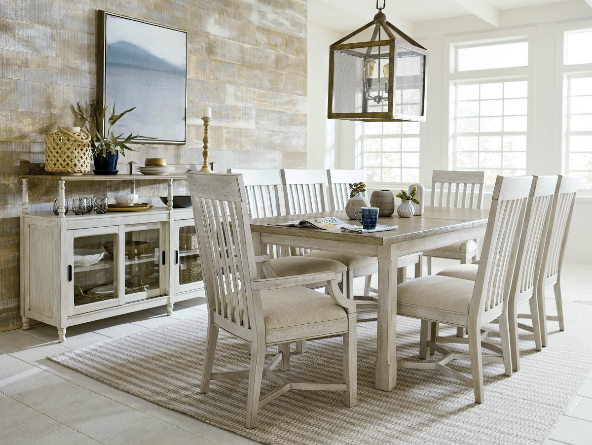 Litchfield Formal Dining Room Group by American Drew at Johnny Janosik