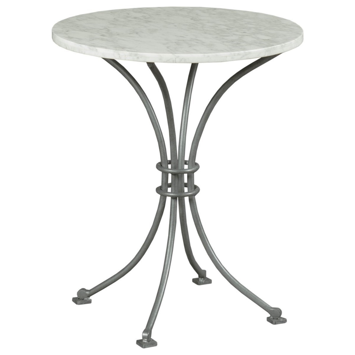 Litchfield Dover Chair Side Table by American Drew at Stoney Creek Furniture