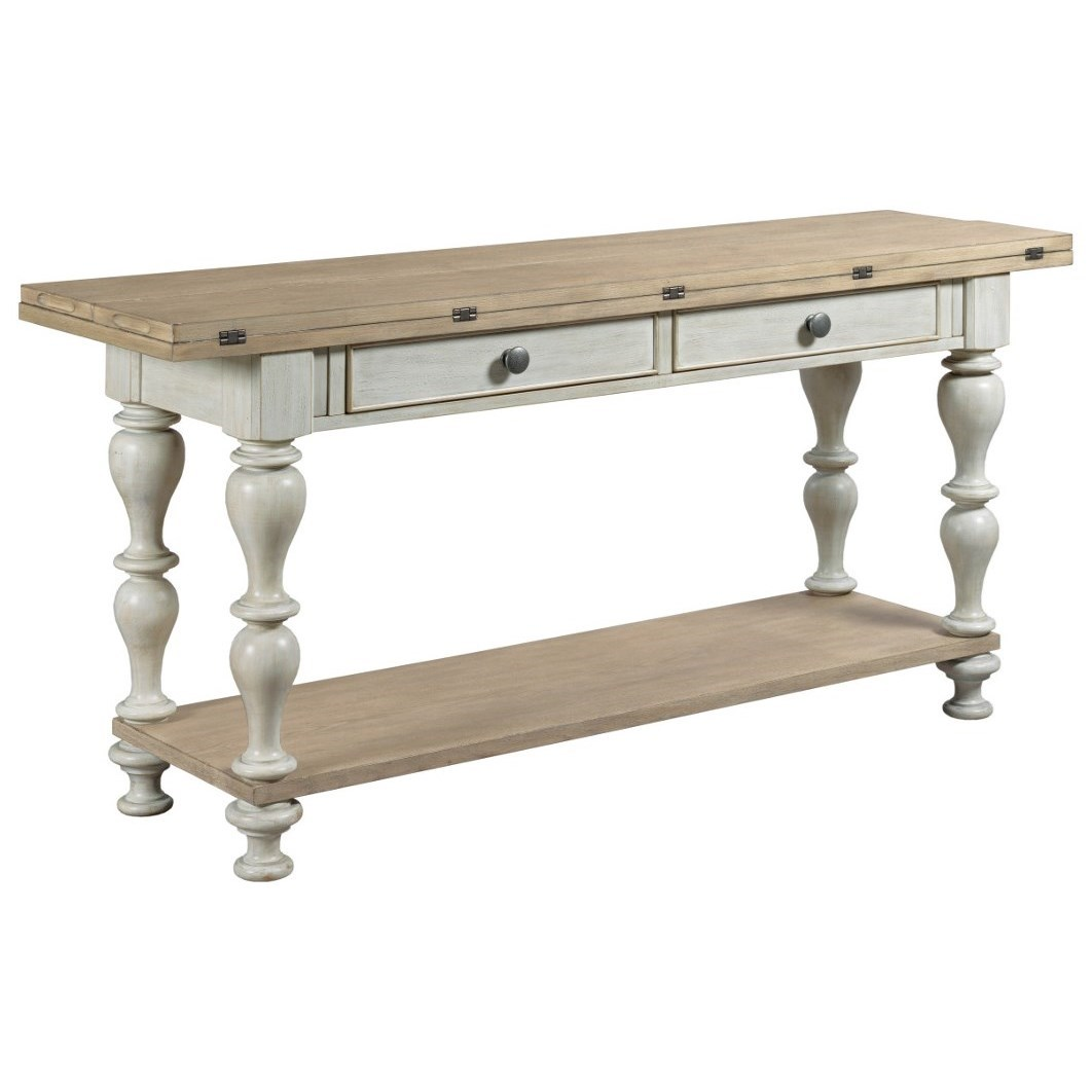 Litchfield Flip Top Table by American Drew at Stoney Creek Furniture