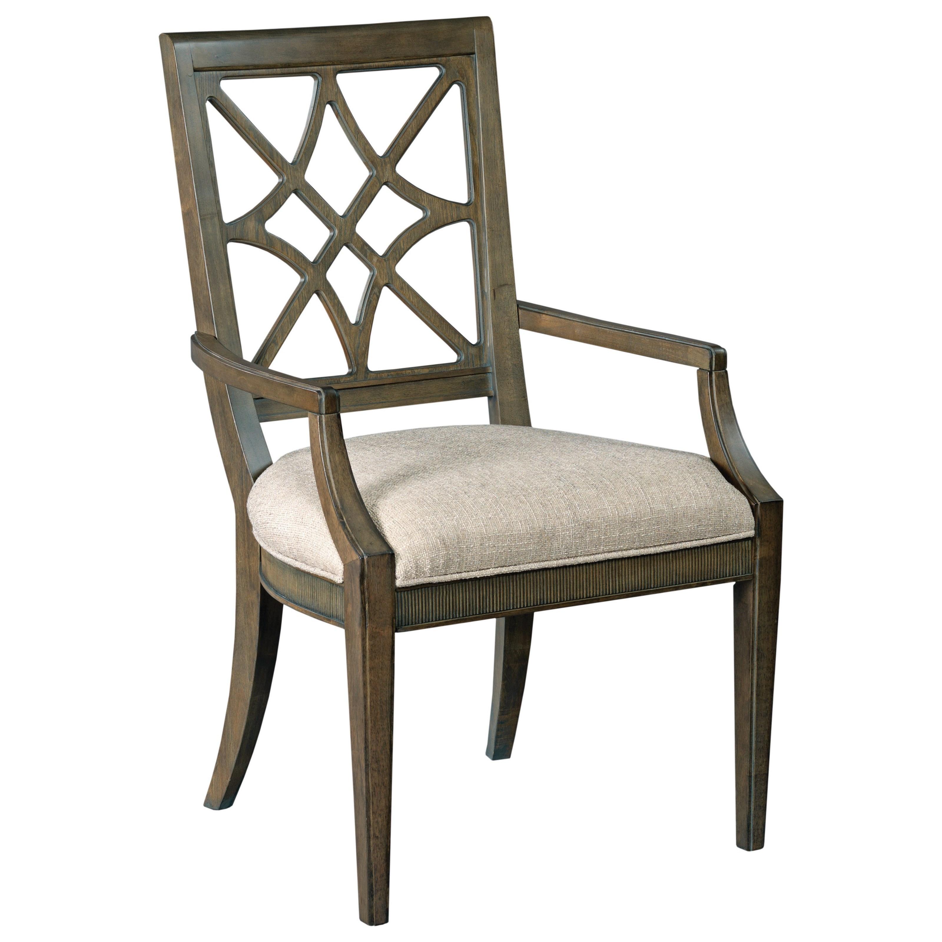 Savona Geniene Arm Chair by American Drew at Johnny Janosik