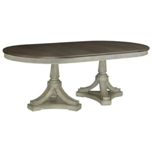 Freidrick Dining Table with Leaf