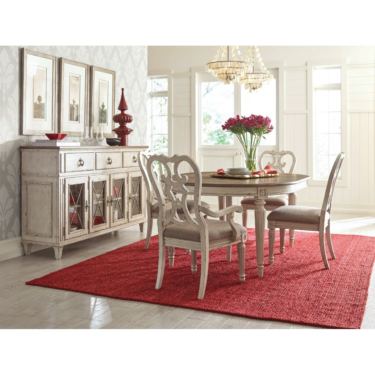 SOUTHBURY  Dining Room Group by American Drew at Stoney Creek Furniture