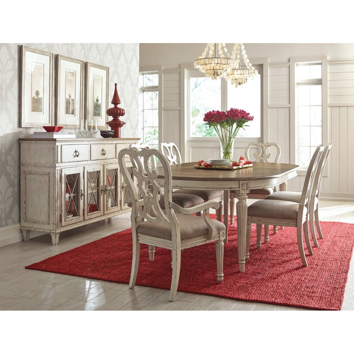 SOUTHBURY  Formal Dining Room Group by American Drew at Suburban Furniture