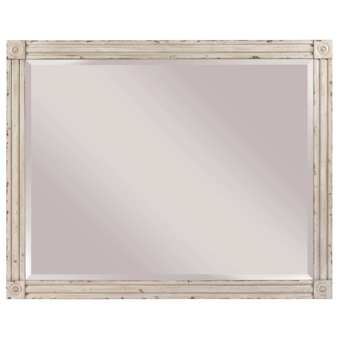 SOUTHBURY  Landscape Mirror by American Drew at Suburban Furniture