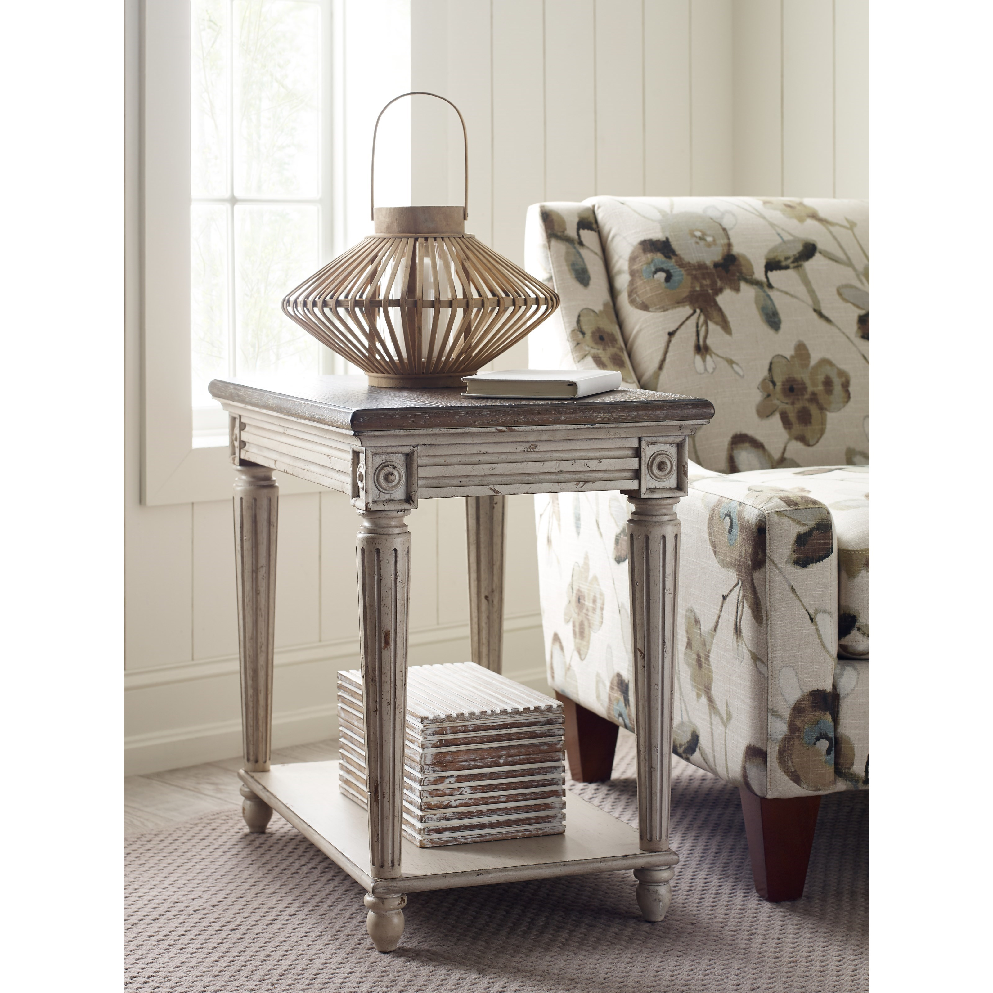 SOUTHBURY  Chair Side Table by American Drew at Suburban Furniture