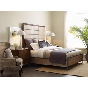 Contemporary Queen Bedroom Group