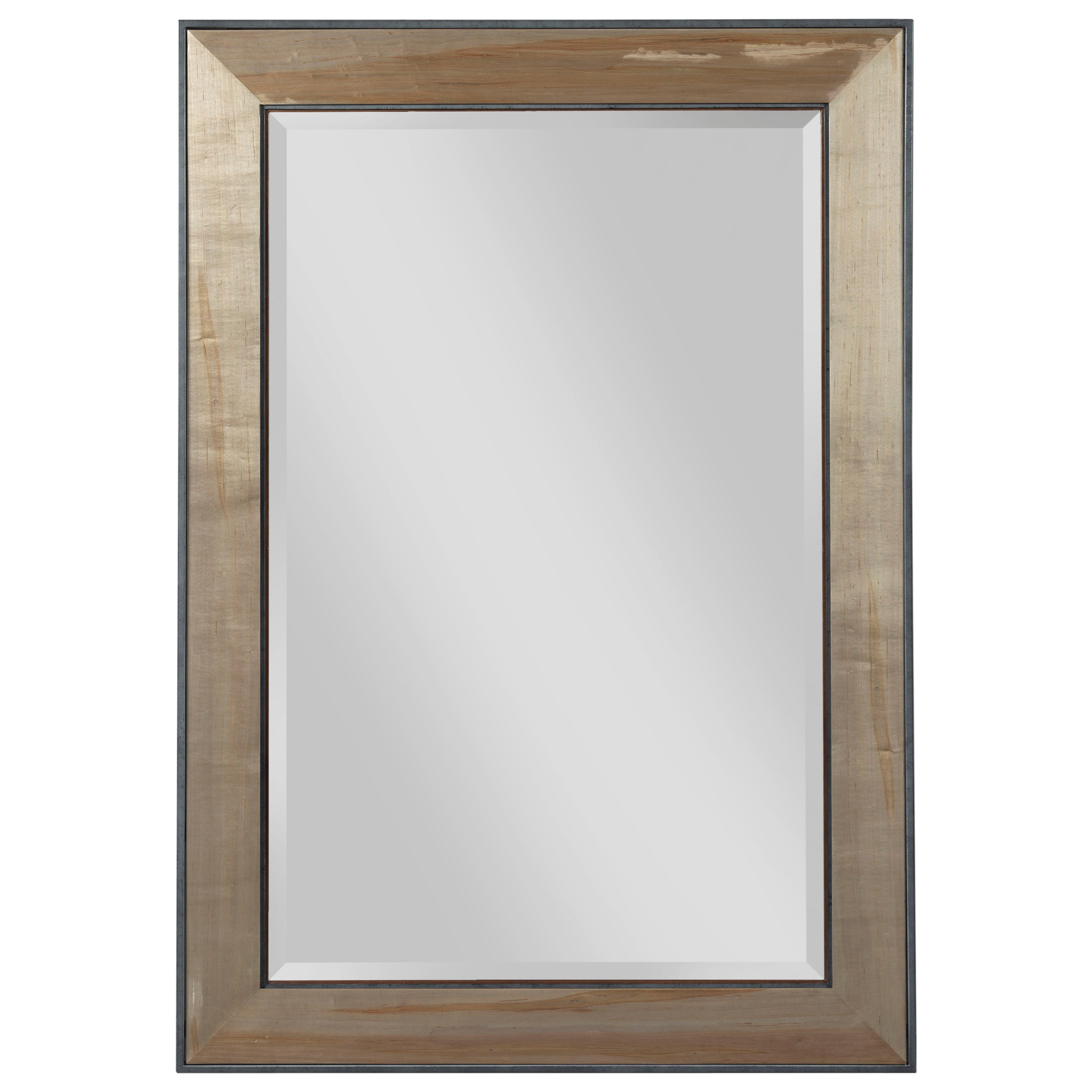Modern Synergy Perspective Mirror by American Drew at Stoney Creek Furniture