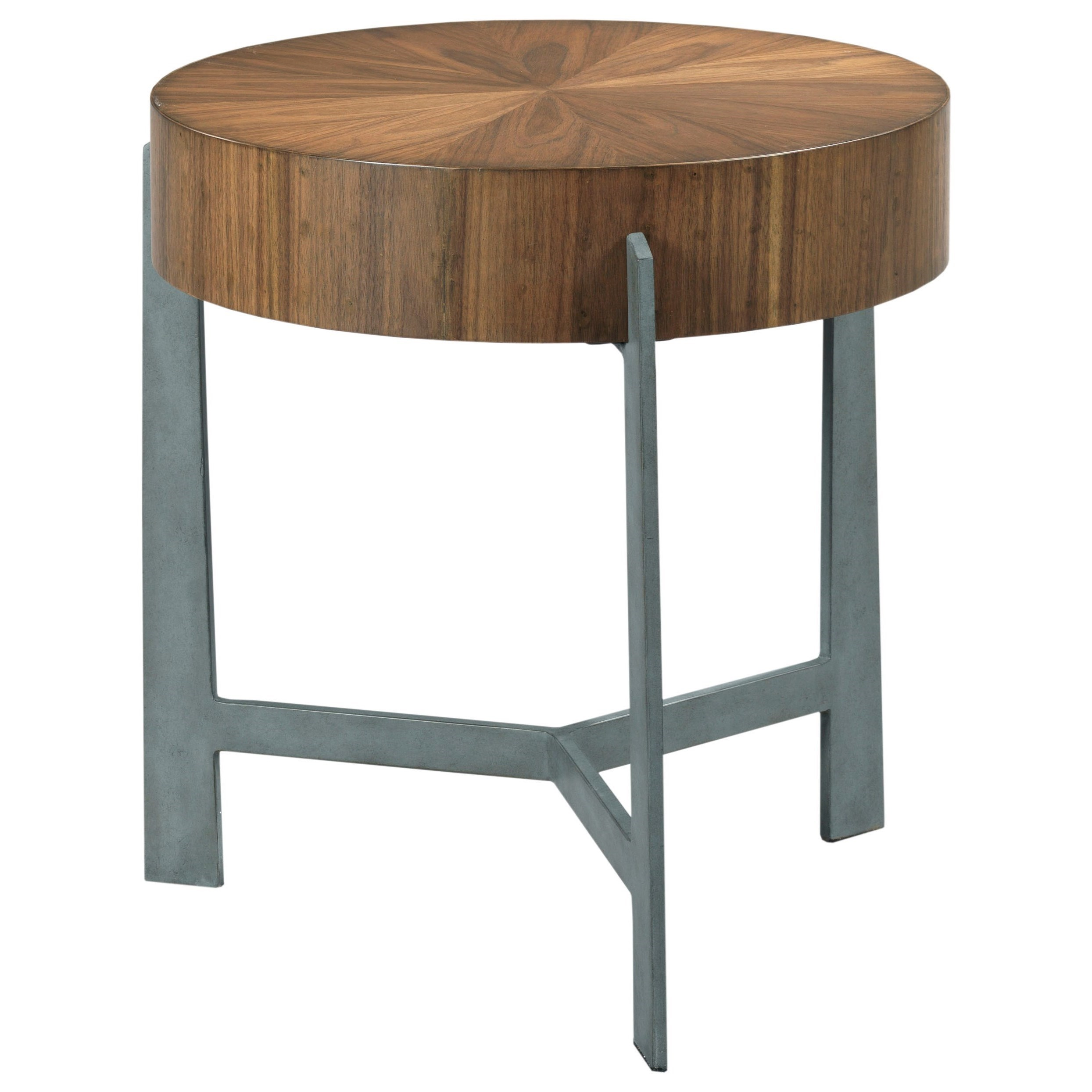 Modern Synergy Framing Lamp Table by American Drew at Northeast Factory Direct