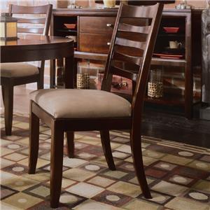 American Drew Tribecca Splat Side Chair