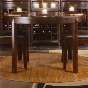 American Drew Tribecca Round Leg Table