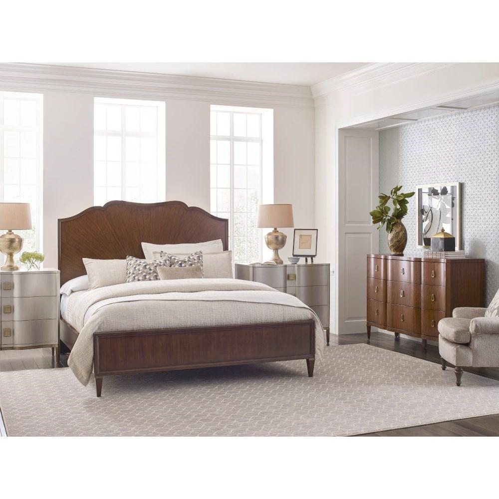 Vantage Cal King Bedroom Group by American Drew at Alison Craig Home Furnishings