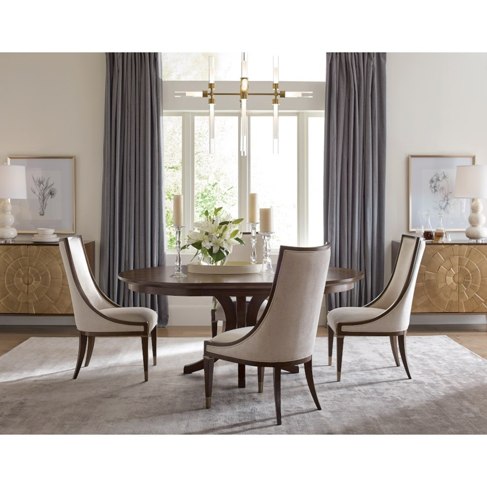 Vantage Dining Room Group by American Drew at Stoney Creek Furniture