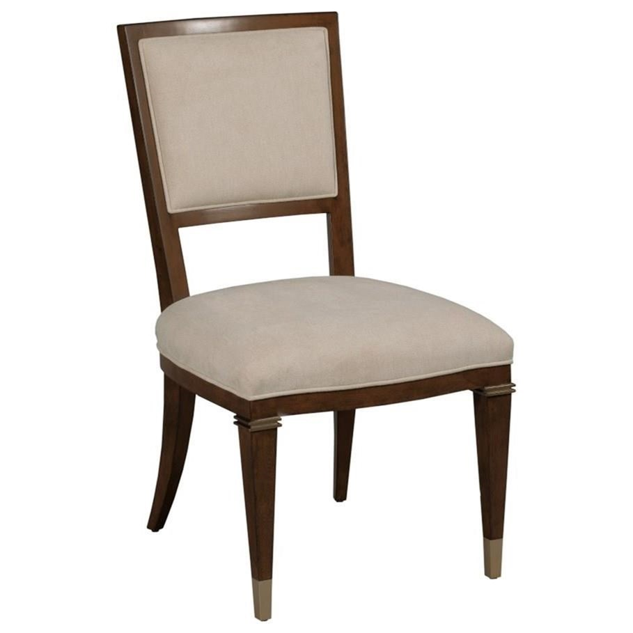 Vantage Side Chair by American Drew at Stoney Creek Furniture