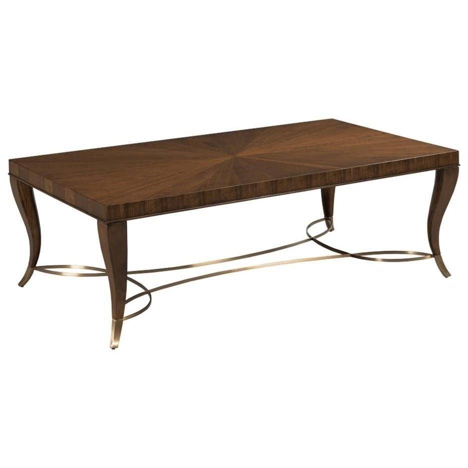 Vantage Coffee Table by American Drew at Alison Craig Home Furnishings