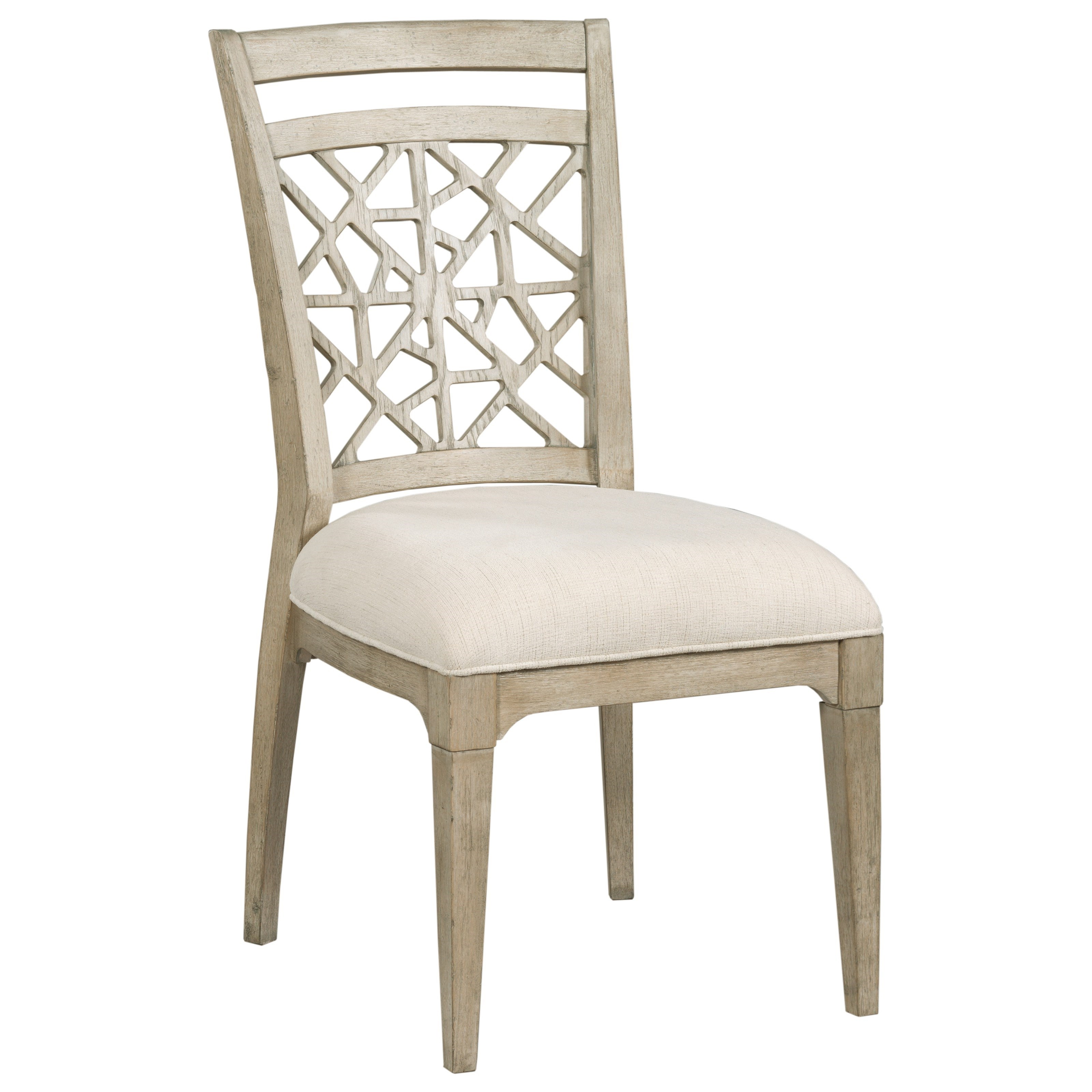 Vista Essex Side Chair by American Drew at Johnny Janosik