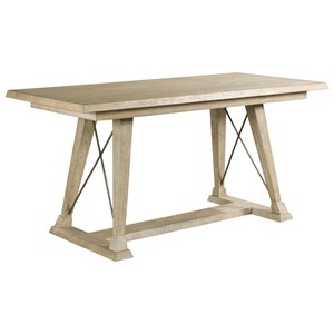 Clayton Counter Height Trestle Table