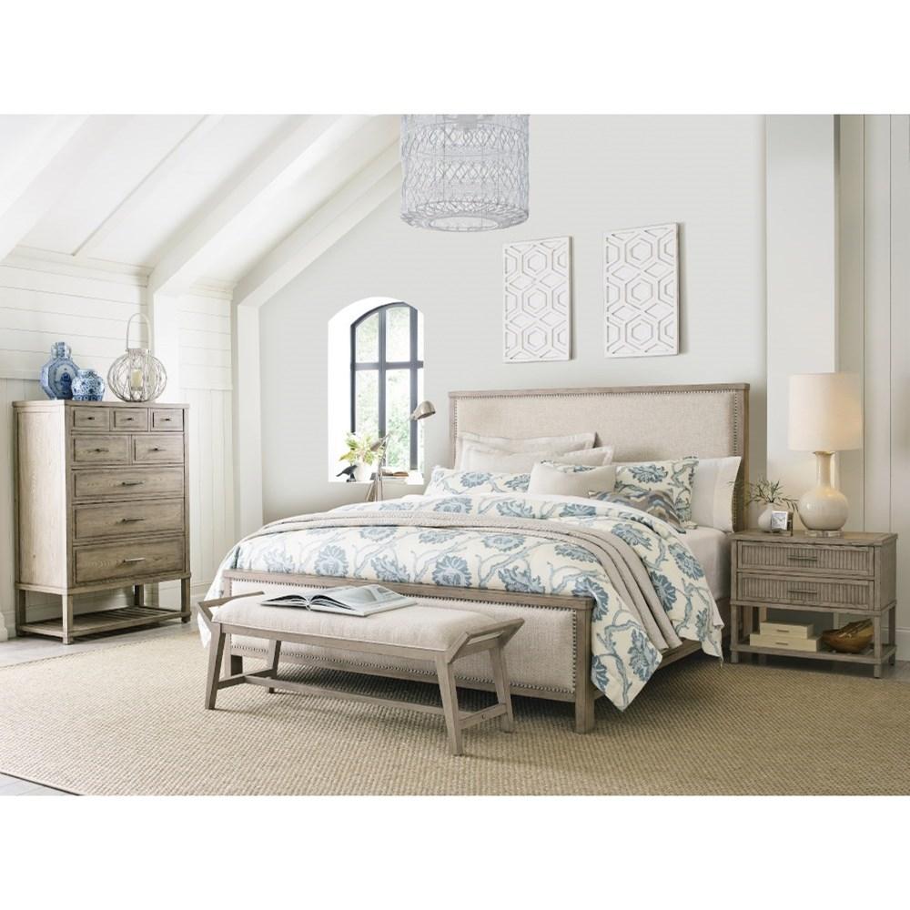 West Fork California King Bedroom Group by American Drew at Mueller Furniture