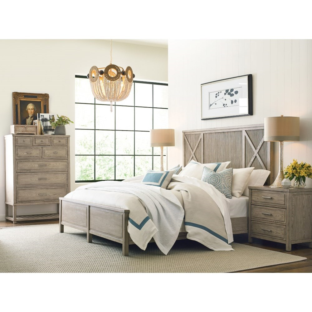 West Fork Queen Bedroom Group by American Drew at Suburban Furniture