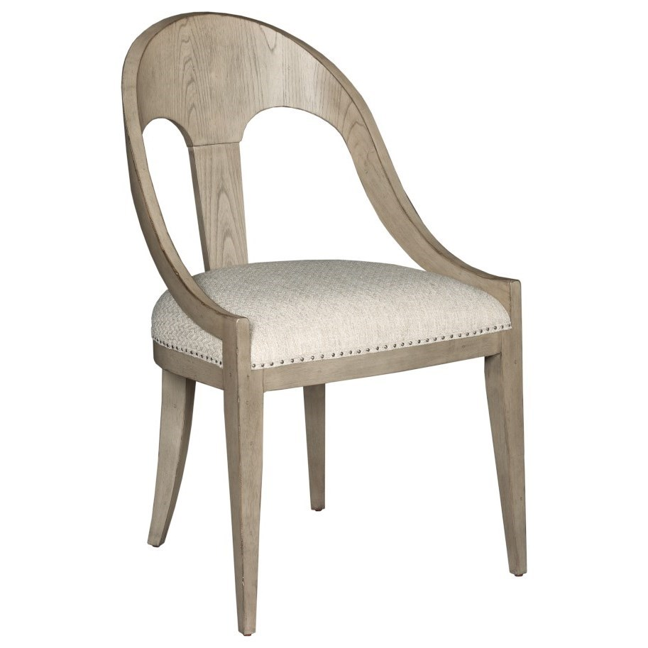 West Fork Host Chair by American Drew at Stoney Creek Furniture