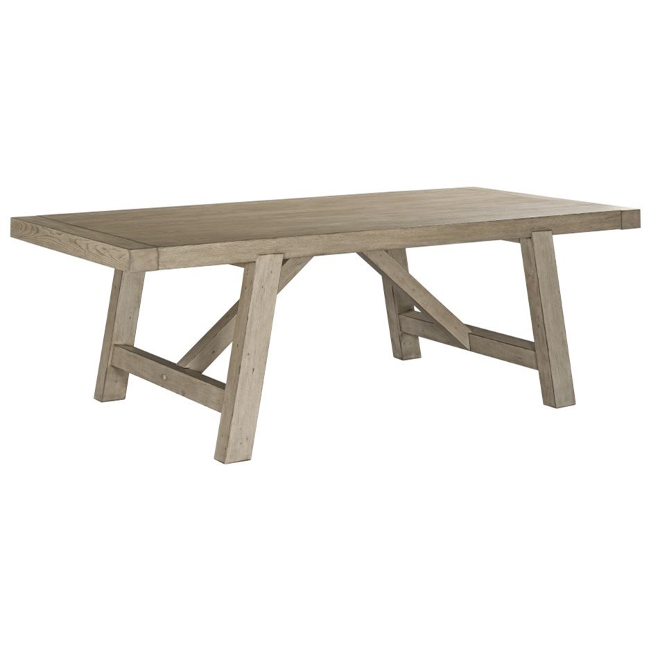West Fork Dining Table by American Drew at Northeast Factory Direct