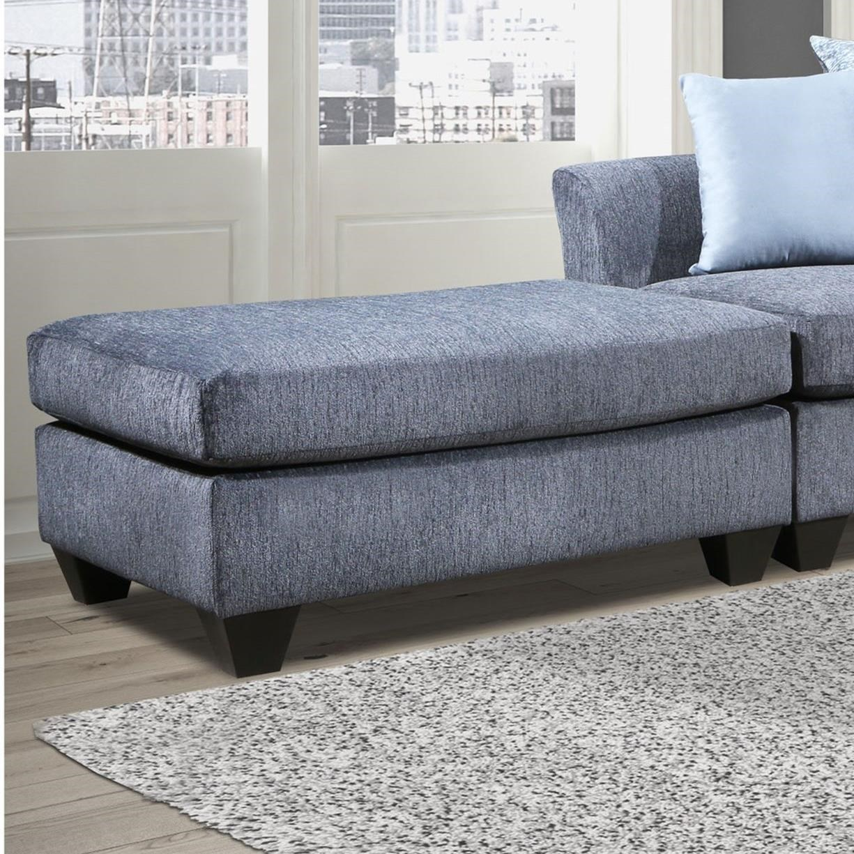 1360 Ottoman by Peak Living at Prime Brothers Furniture