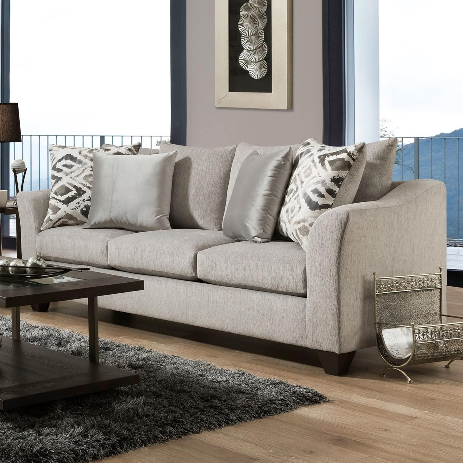 1380 Sofa by Peak Living at Prime Brothers Furniture