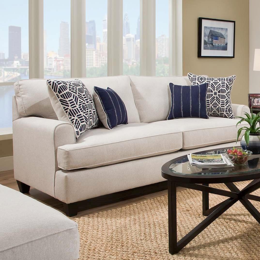 1950 Sofa by Peak Living at Prime Brothers Furniture