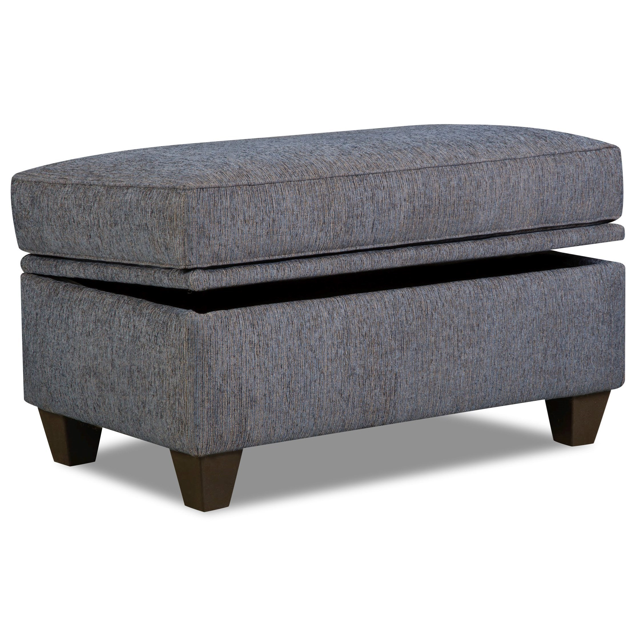 3100 Storage Ottoman by Peak Living at Prime Brothers Furniture