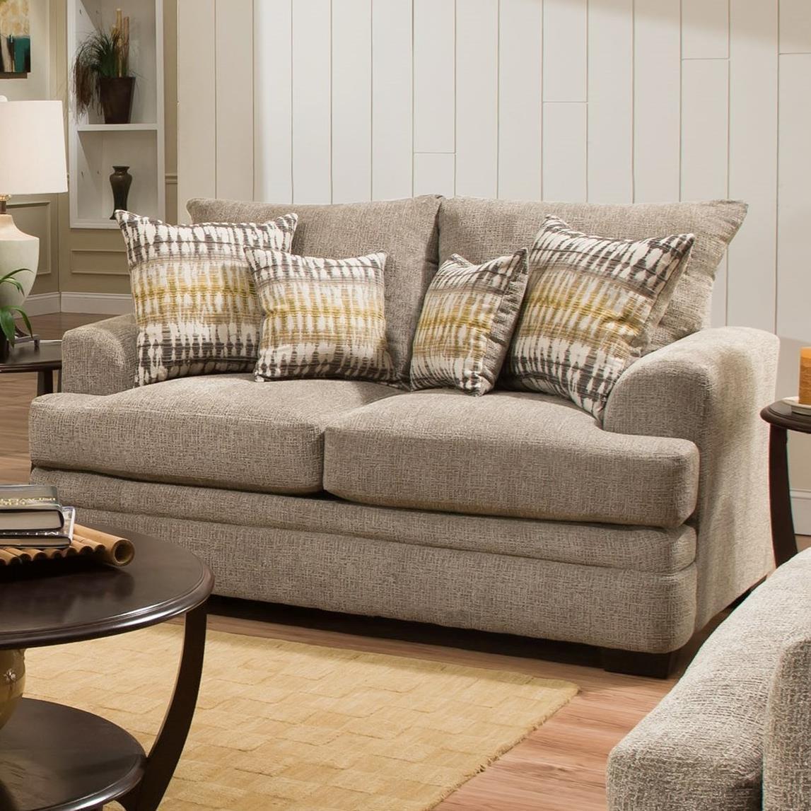3650 Loveseat by Peak Living at Wayside Furniture