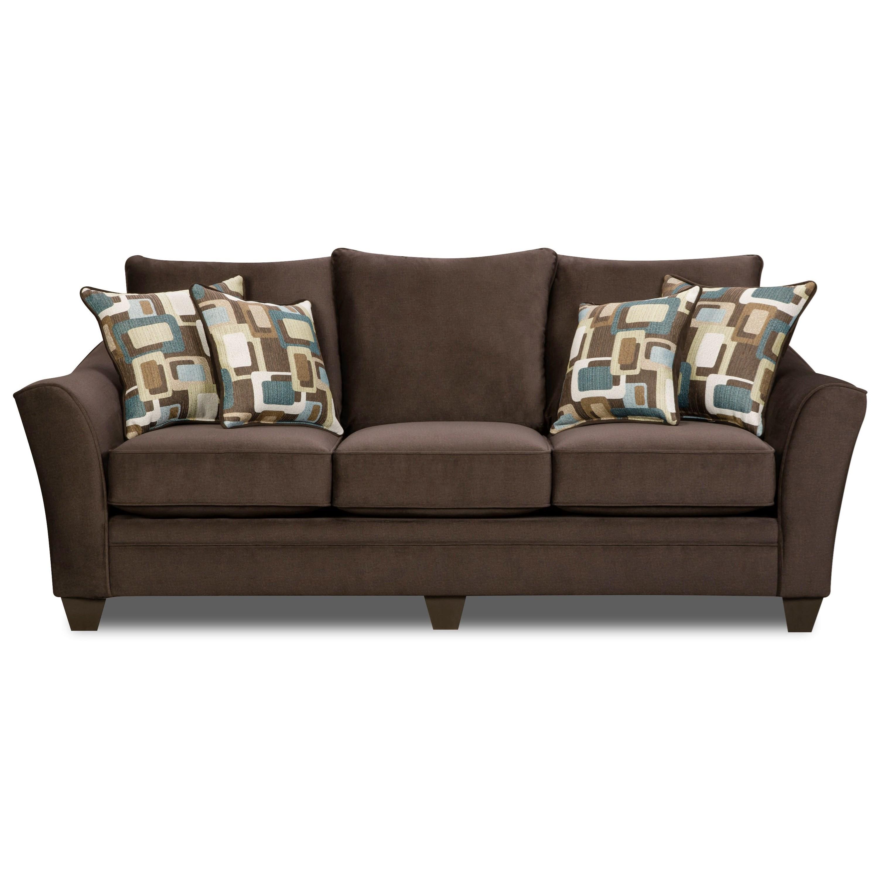 3850 Sofa by Peak Living at Darvin Furniture