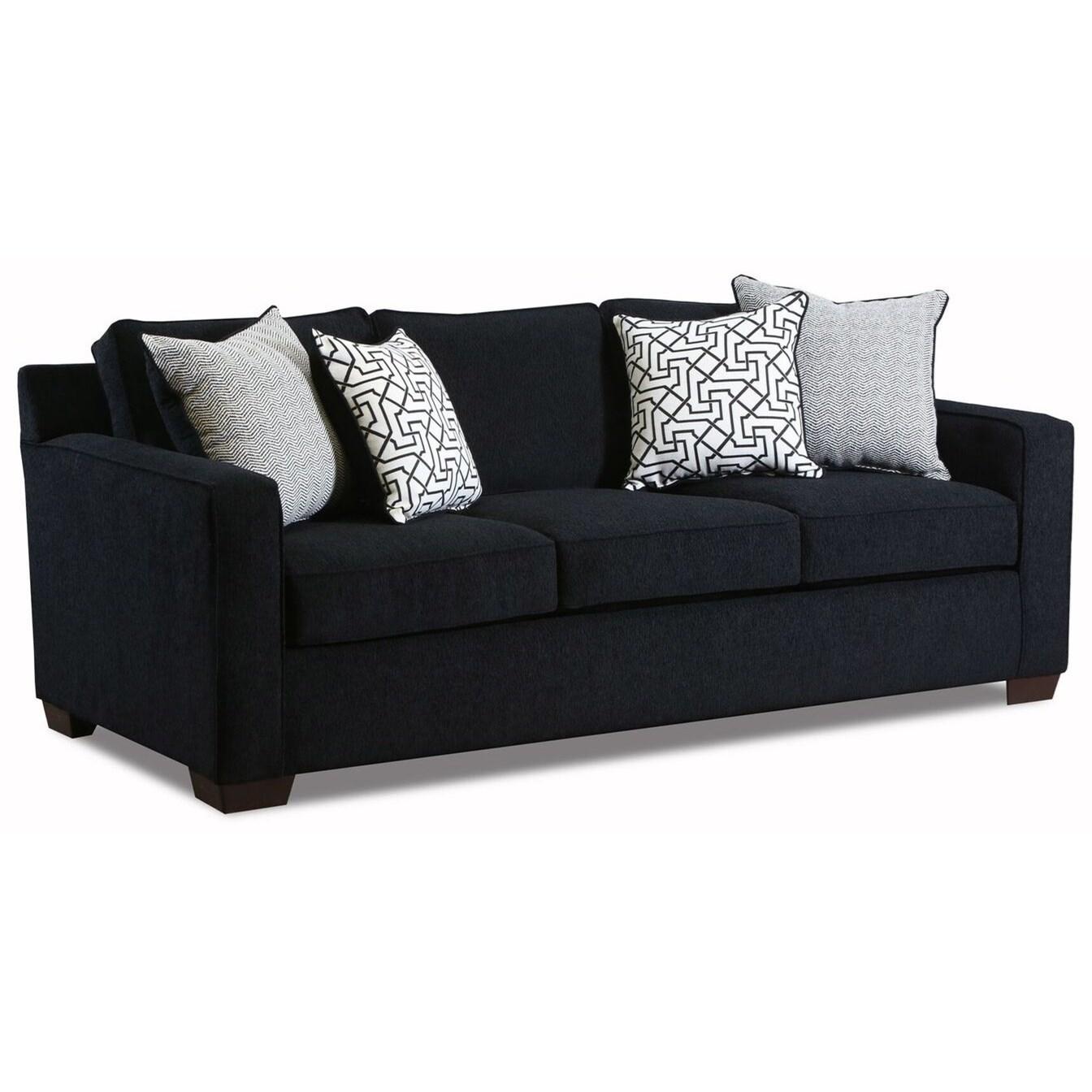 4050 Sofa by Peak Living at Prime Brothers Furniture